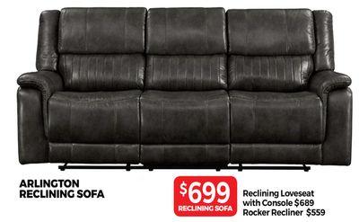Swell Trouvez Des Rabais Sur Reclining Sofa A Burlington On Flipp Dailytribune Chair Design For Home Dailytribuneorg