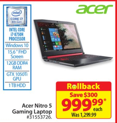 Find the Best Deals for laptop-acer in Armstrong, | Flipp