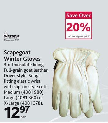 12 Pair New Large Knit Grip Gloves Warm  Men Women Gloves RED Has a yoghurt logo