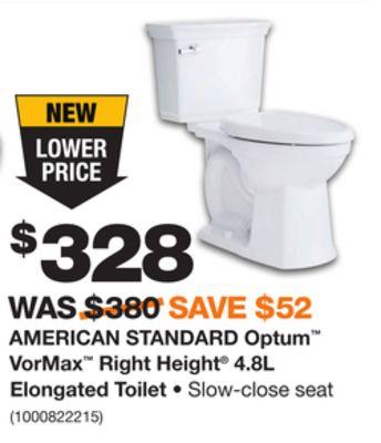 Prime Trouvez Des Rabais Sur American Standard Toilet A Trenton Beatyapartments Chair Design Images Beatyapartmentscom