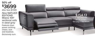 Admirable Find The Best Deals For Sectional Sofas In Kamloops Bc Flipp Uwap Interior Chair Design Uwaporg