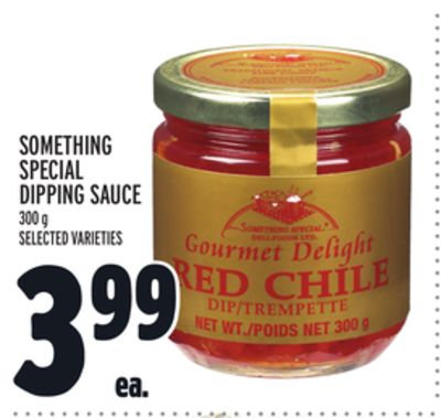 SOMETHING SPECIAL DIPPING SAUCE