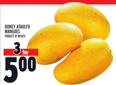 HONEY ATAULFO MANGOES