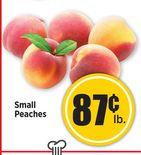 Small Peaches