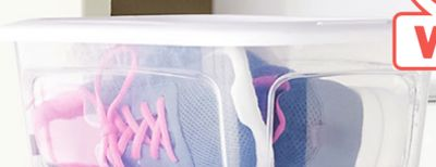 Storage Shoe Box with Lid