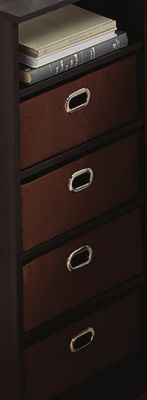 Interiors by Design Four-Drawer Organizer