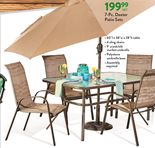 7 Pc Dexter Patio Sets From The Christmas Tree Shops