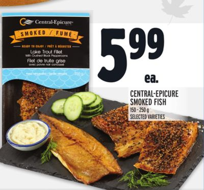 CENTRAL-EPICURE SMOKED FISH