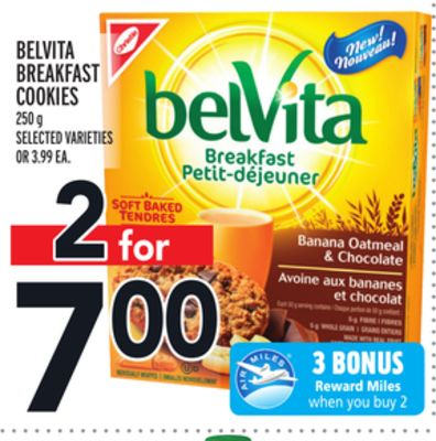 BELVITA BREAKFAST COOKIES