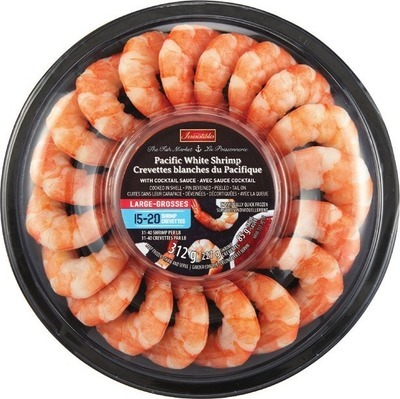 IRRESISTIBLES PACIFIC SHRIMP RING