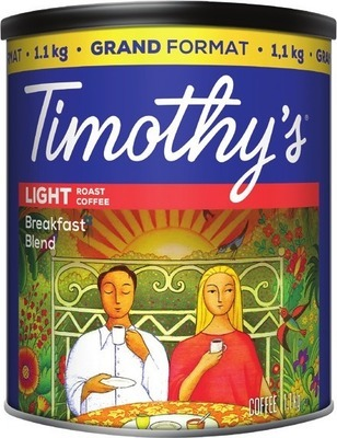 TIMOTHY'S GROUND COFFEE