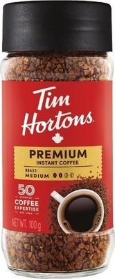 TIM HORTONS INSTANT COFFEE