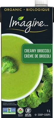 IMAGINE BROTH OR SOUP