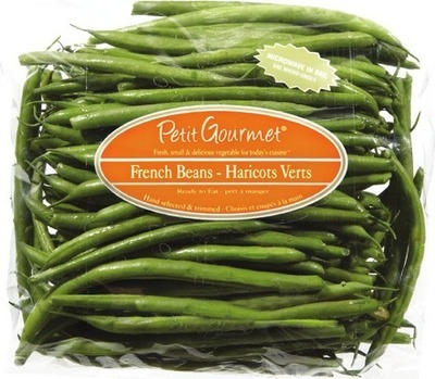 ORGANIC FRENCH BEANS