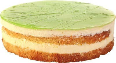 FRONT STREET BAKERY KEYLIME MOUSSE CAKE