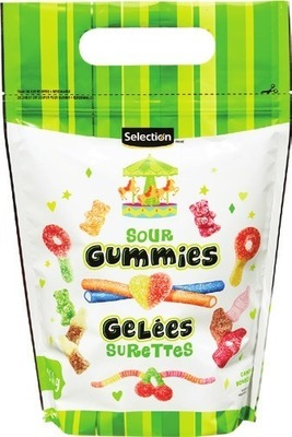 SELECTION GUMMIES CANDY
