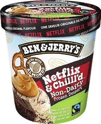 BEN & JERRY'S ICE CREAM OR FROZEN DESSERT