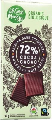 LIFE SMART ORGANIC CHOCOLATE