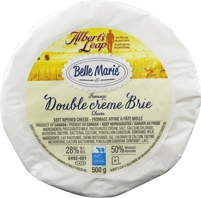 BELLE MARIE BRIE CHEESE