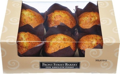 FRONT STREET BAKERY MUFFINS