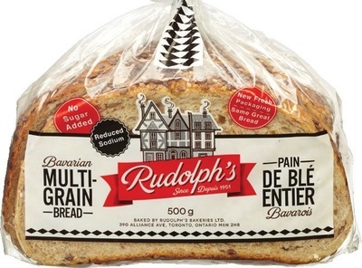 RUDOLPH'RYES BREADS
