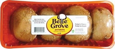 BELLE GROVE PORTABELLA MUSHROOMS