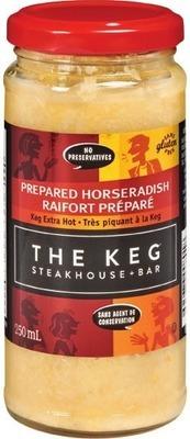 THE KEG HORSERADISH