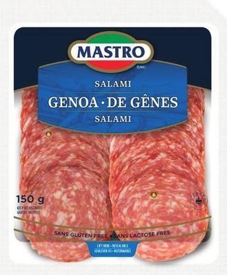 MASTRO SLICED DELI MEAT