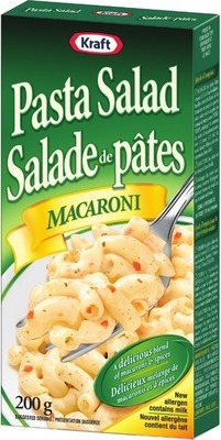 KRAFT MACARONI PASTA SALAD MIX