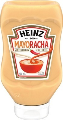 HEINZ MAYORACHA OR MAYOCHUP