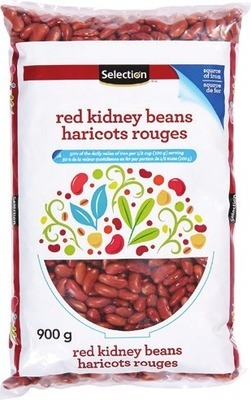 SELECTION DRY BEANS
