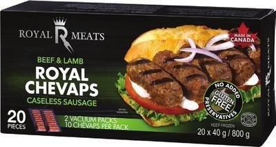 ROYAL MEATS CHEVAPS
