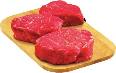 PLATINUM GRILL ANGUS TOP SIRLOIN MEDALLIONS, CLUB STEAK OR CAP OFF STEAK