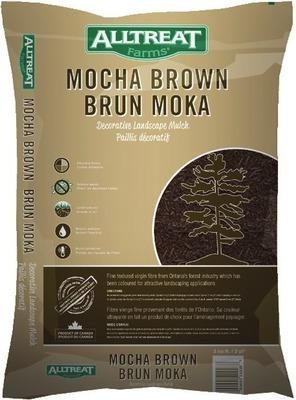 BROWN MOCHA MULCH