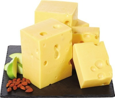 IMPORTED PRÉSIDENT EMMENTAL CHEESE