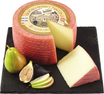 IMPORTED MANCHEGO CHEESE AGED 3 MONTHS