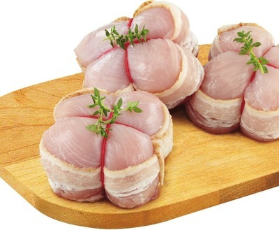 BACON WRAPPED MEDALLIONS