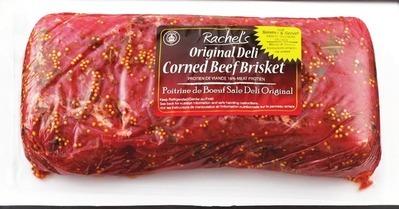 RACHEL'S CORNED BEEF BRISKET