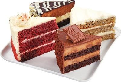 FRONT STREET BAKERY CAKE SLICES