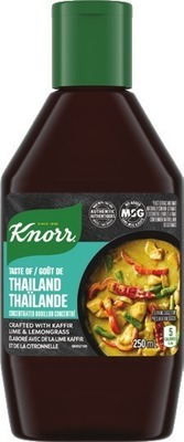 KNORR CONCENTRATED BOUILLON