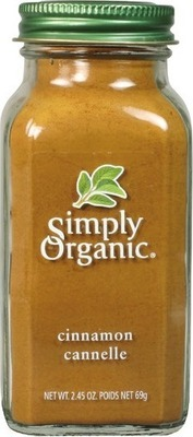 SIMPLY ORGANIC SPICES BOTTLE
