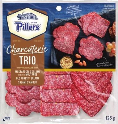 PILLER'S OR MCLEAN SLICED DELI MEAT