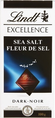 LINDT EXCELLENCE CHOCOLATE BAR