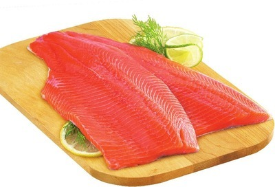 FRESH ONTARIO RAINBOW TROUT FILLETS OR FRESH TILAPIA FILLETS
