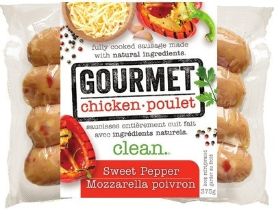 MAPLE LODGE CHICKEN DINNER OR BREAKFAST SAUSAGES OR CLEAN GOURMET CHICKEN SAUSAGES