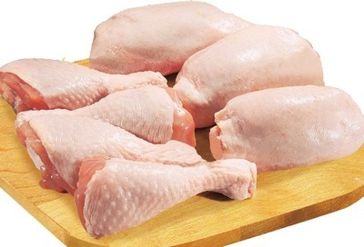 MAPLE LEAF PRIME RAISED WITHOUT ANTIBIOTICS FRESH CHICKEN DRUMSTICKS OR THIGHS OR WHOLE CHICKEN