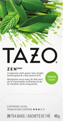 TAZO HERBAL TEA