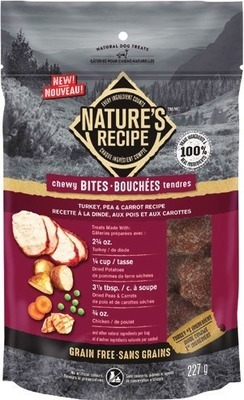 NATURE'S RECIPE OR COOKIE PAL DOG TREATS