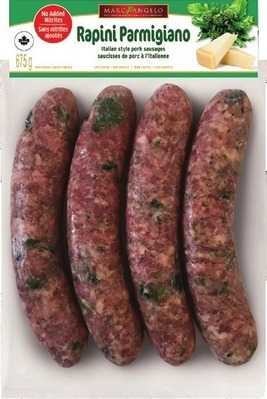 MARC ANGELO OR REA SAUSAGES