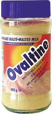 OVALTINE MALTED DRINK MIX